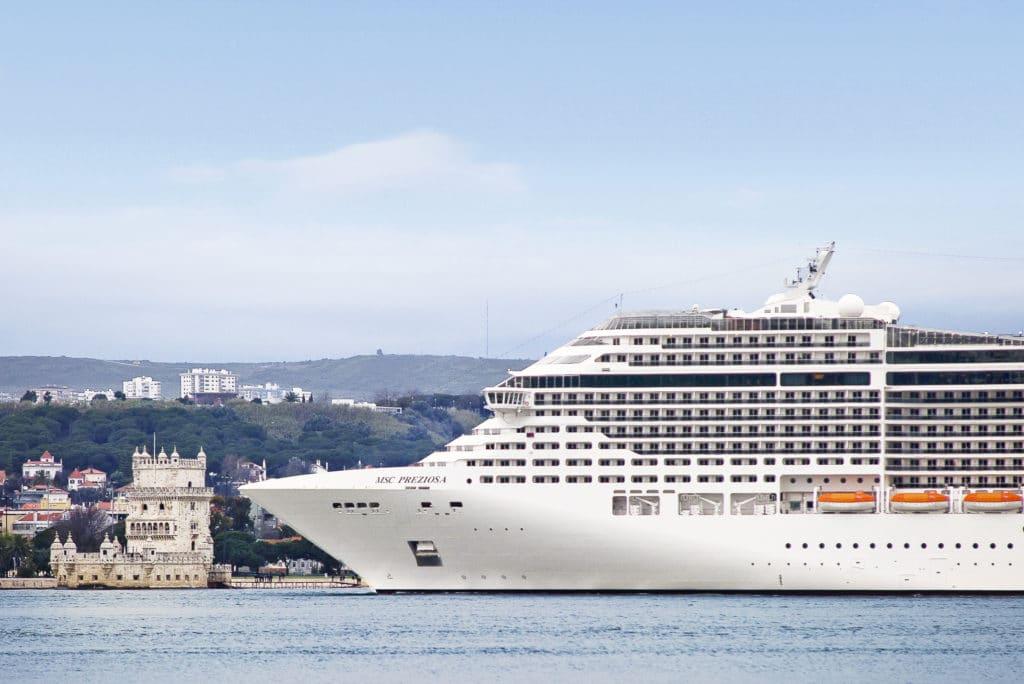 Kreuzfahrtschiffe in Hamburg – Juni 2020