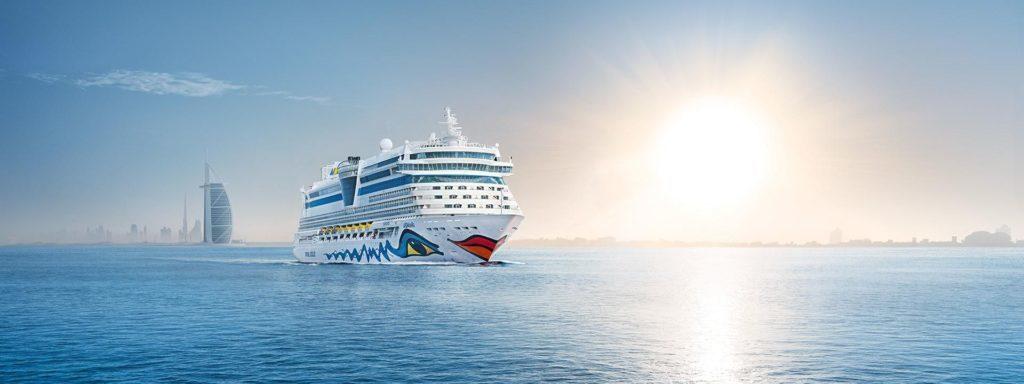 Kreuzfahrtschiffe in Kiel – Oktober 2020