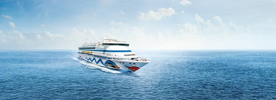 Kreuzfahrtschiffe in Hamburg – Juli 2020