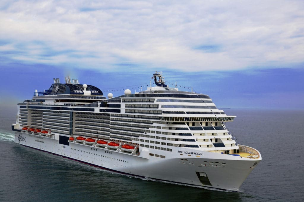 Kreuzfahrtschiffe in Kiel – Mai 2020