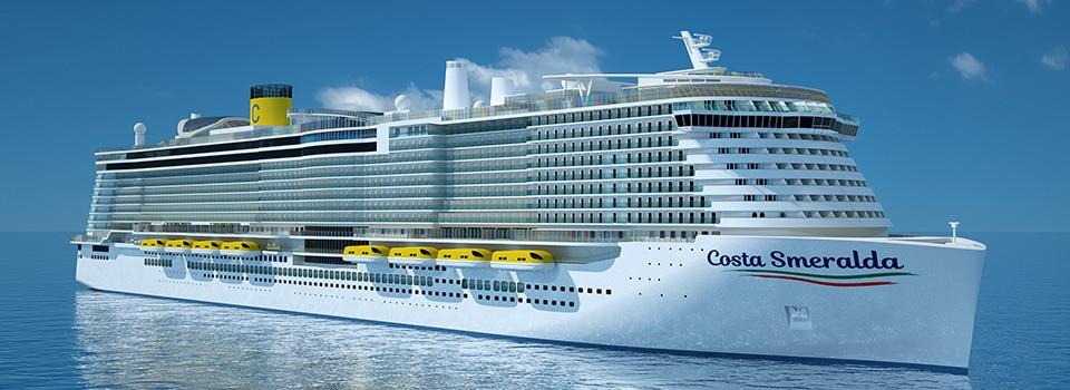 Costa Kreuzfahrten bietet Balkonkabinen-Special – Neue Stornobedingungen für Neubuchungen