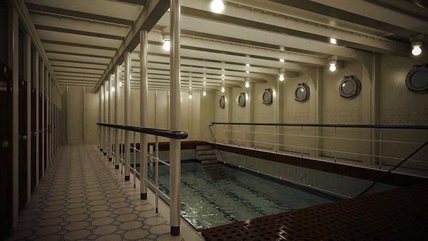 Titanic 2 Pool