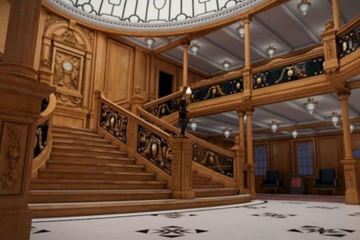 Titanic 2: Atrium