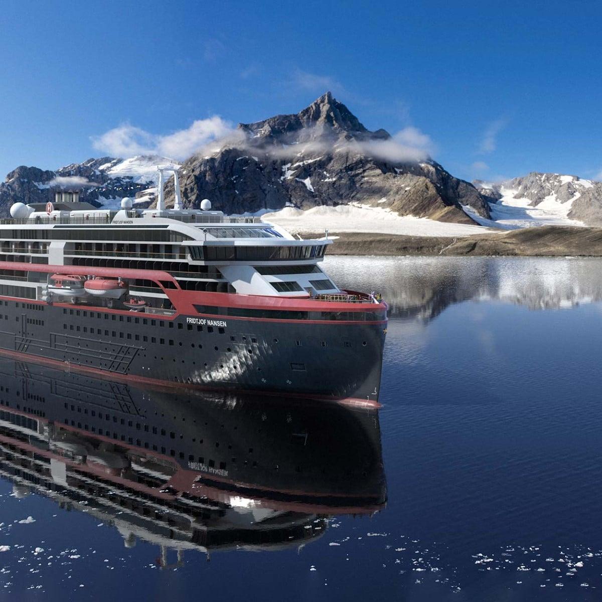 Die Sonnenfinsternis in der Antarktis mit Hurtigruten erleben