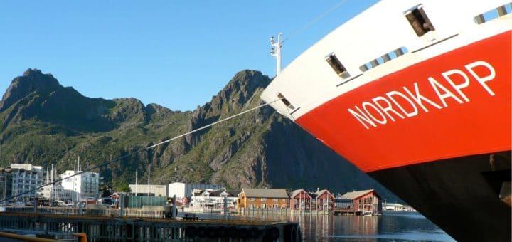 Webcam Hurtigruten