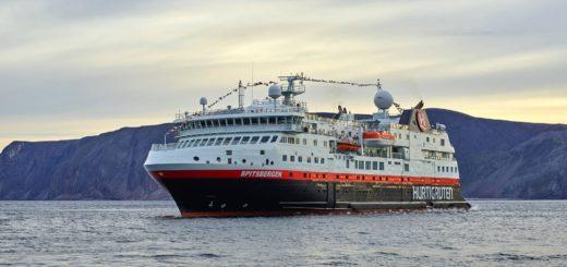 Auf Expedition mit Hurtigruten: Neue Podcast-Folge mit Polarexperte Arved Fuchs