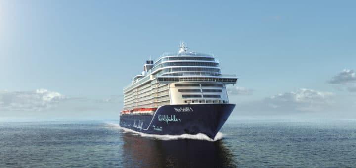 """TUI Cruises: Mein Schiff 6 startet am 11. Juni zu """"Blaue Reisen"""" ab Hamburg"""