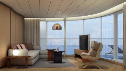 Panorama Suite Neue Mein Schiff 1