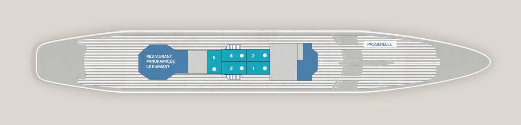 Le Ponant Deck 2