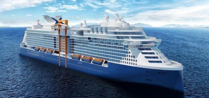 Celebrity Beyond: Celebrity Cruises stellt sein neuestes Schiff der Edge-Serie vor