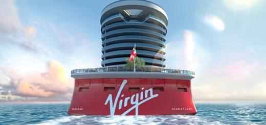 Virgin Voyages: Valiant Lady wurde zu Wasser gelassen