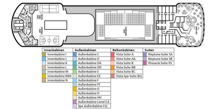 MS ROTTERDAM Deck 9