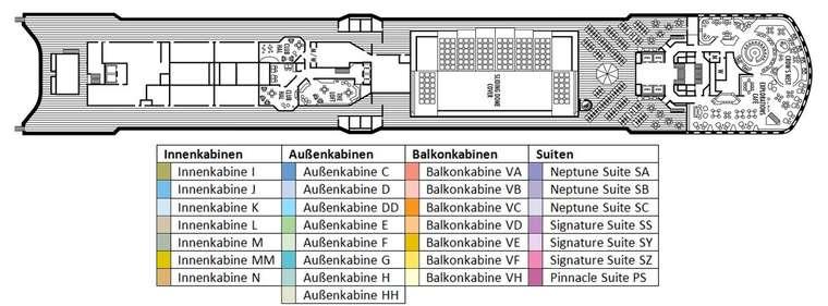 MS OOSTERDAM Deck 10