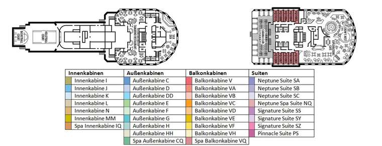 MS NIEUW AMSTERDAM Deck 11