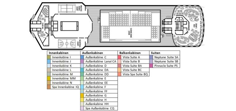 MS MAASDAM Deck 12