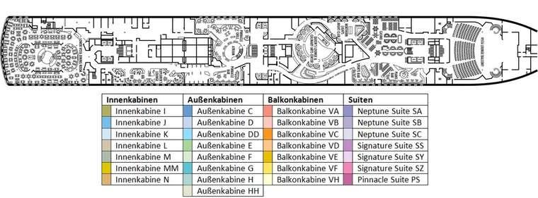 MS OOSTERDAM Deck 2