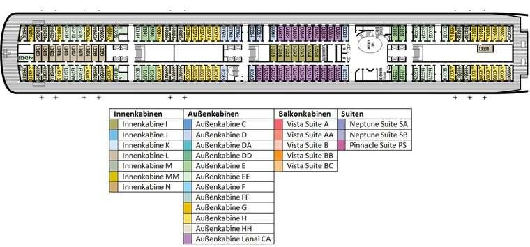 MS VOLENDAM Deck 3