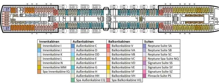 MS NIEUW AMSTERDAM Deck 4