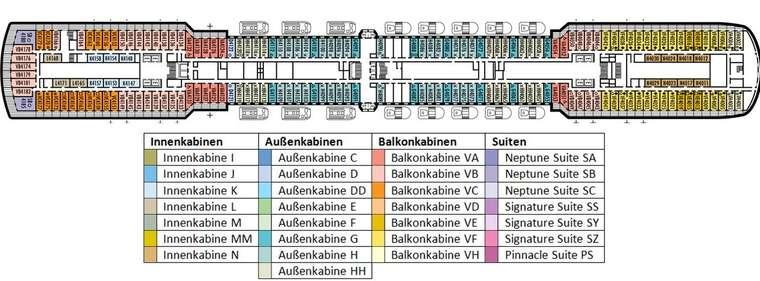 MS OOSTERDAM Deck 4