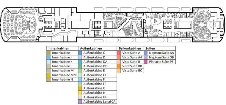 MS VOLENDAM Deck 4