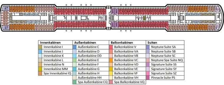 MS NIEUW AMSTERDAM Deck 5