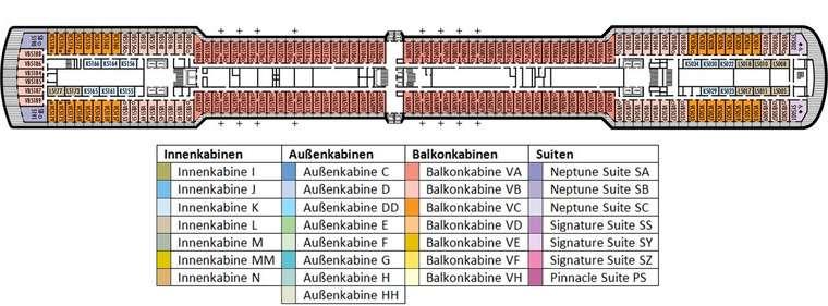 MS OOSTERDAM Deck 5