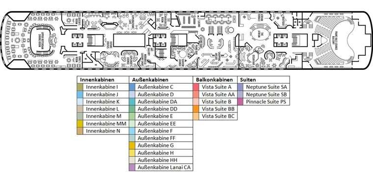 MS VOLENDAM Deck 5