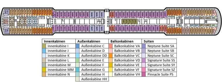 MS OOSTERDAM Deck 6