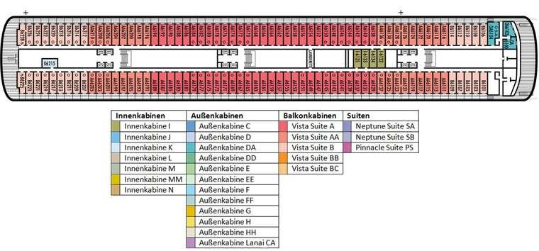 MS VOLENDAM Deck 6