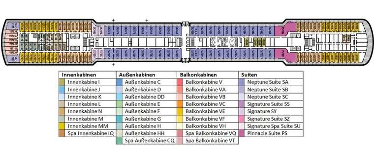 MS Eurodam Deck 7
