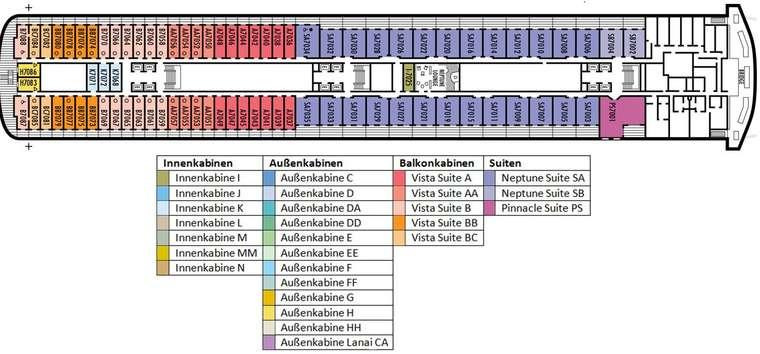 MS VOLENDAM Deck 7