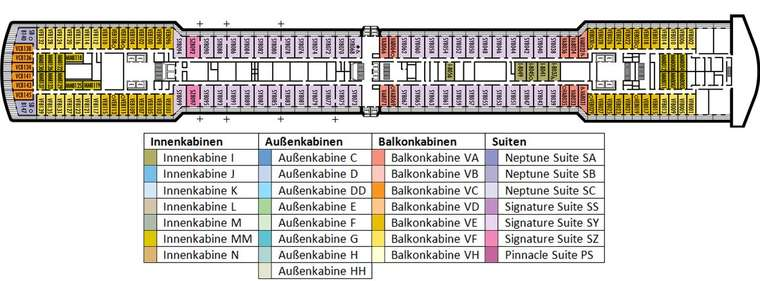MS OOSTERDAM Deck 8