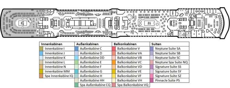 MS NIEUW AMSTERDAM Deck 9