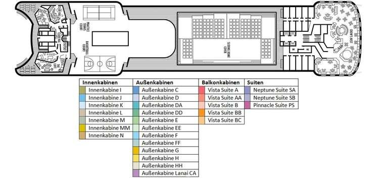 MS VOLENDAM Deck 9
