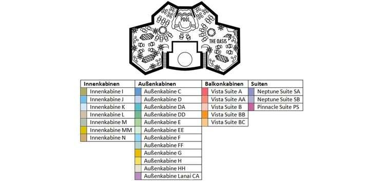 MS VOLENDAM Deck 10