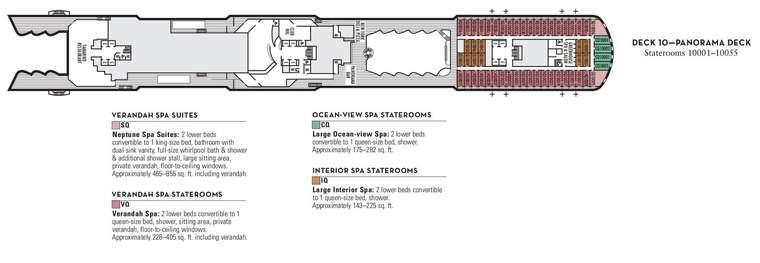 Nieuw Statendam Deck 10