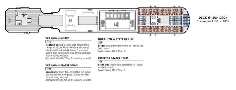 Nieuw Statendam Deck 11