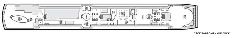 Nieuw Statendam Deck 3