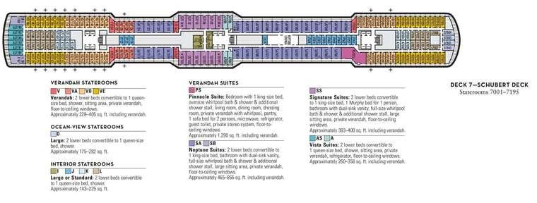 Nieuw Statendam Deck 7