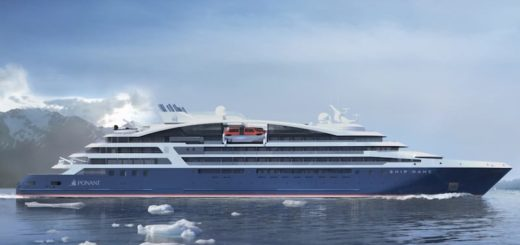 Arktis im Sommer 2020: Ponant auch in Spitzbergen unterwegs