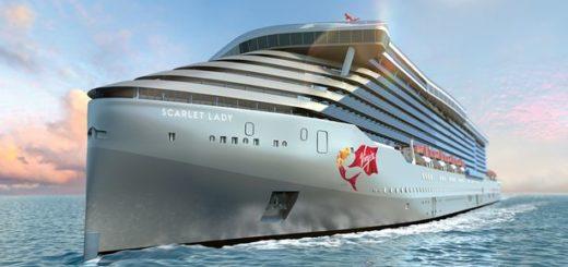 Virgin Voyages drittes Schiff wird den Namen Resilient Lady tragen