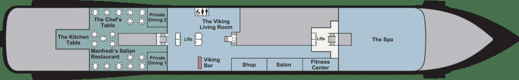 Viking Sea Deck1