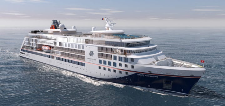 Hapag-Lloyd Cruises weitet Sicherheitsmaßnahmen an Bord aus