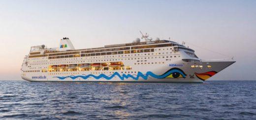 Passagiere der AIDAmira in Südafrika, kehren nach Hause zurück