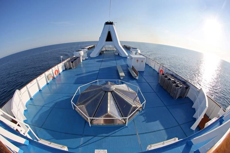 Sonnendeck Ocean Majesty