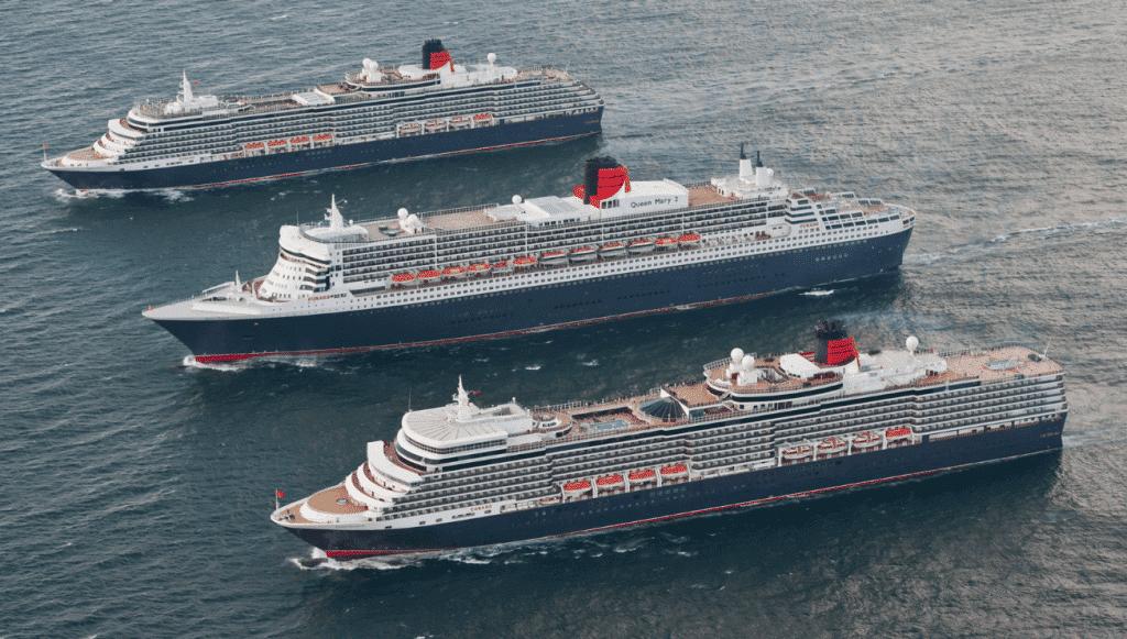 Cunard: Verlängerung der Betriebspause, neue Europa-Routen 2021 und Weltreise 2022