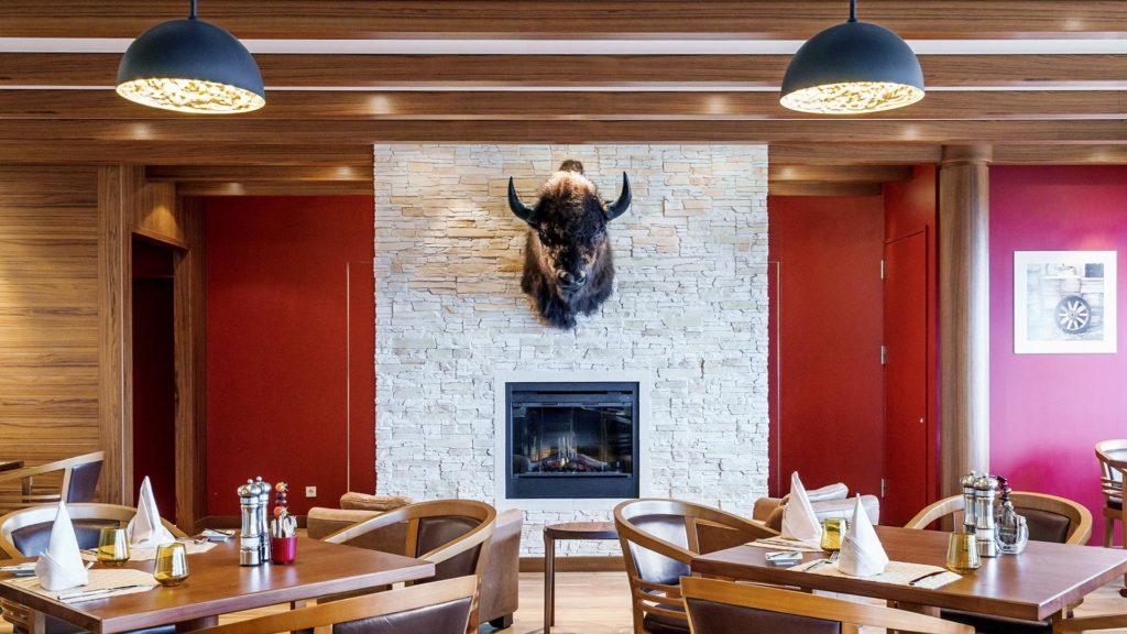 AIDAdiva Buffalo-Steakhouse