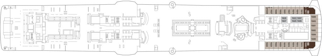 MSC Grandiosa Deck 15