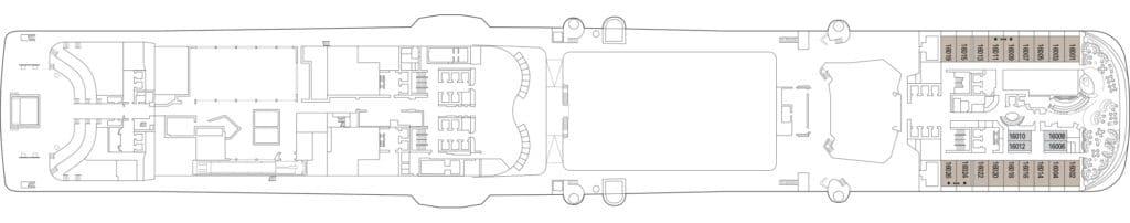 MSC Grandiosa Deck 16