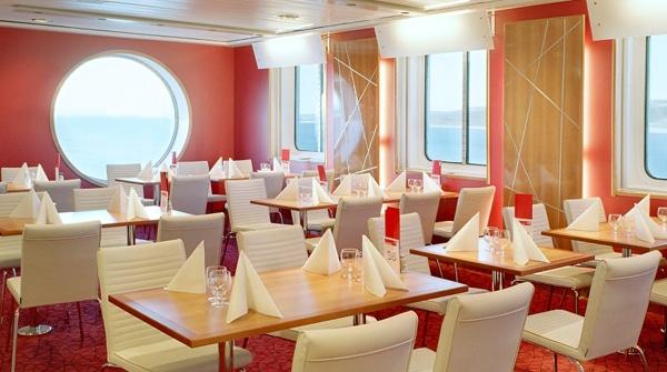 Stena Saga Taste Büfett-Restaurant